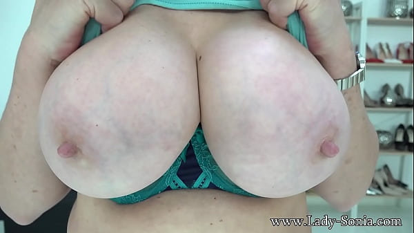 Come stroke and edge yourself for Lady Sonia!
