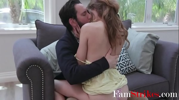 Teen Daughter Fucks Father To Take r. On Mom-Audrey Hempburne