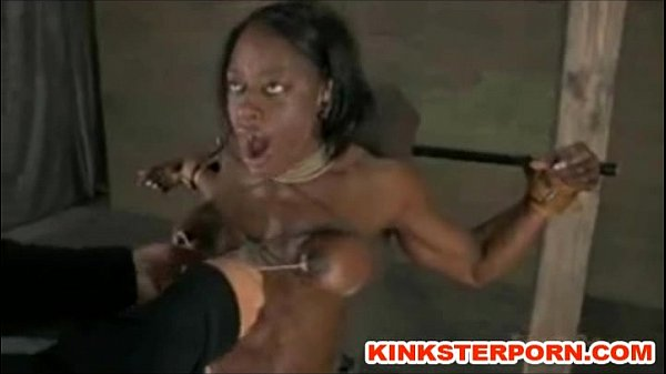 Pervert BDSM Games – Slave is Bounded, Slapped, Dildoed in a b. Humiliation