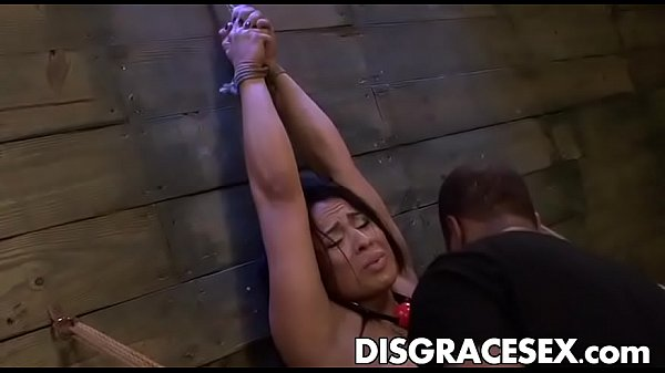 Becca Diamond's First Rope Suspension with Plenty of BDSM Sex