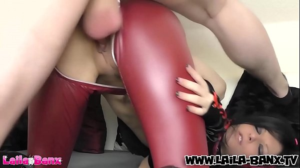 Laila-Banx - Brutally fucked! Emo Cunt gored unscrupulous