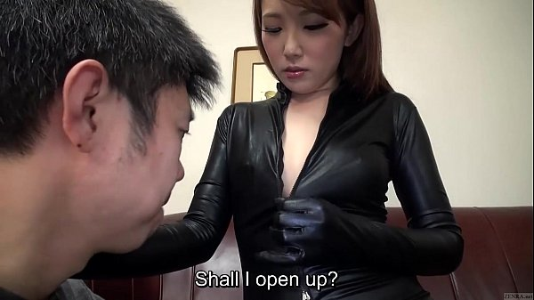 Subtitled Japanese AV star Ai Mizushima full body worship Thumb