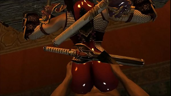 TAKI IN PILLORY IS GETTING FUCKED 3D SKYRIM SOU...