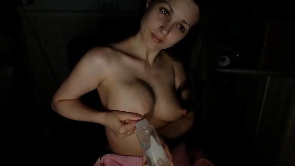 Relax and enjoy erotic milking from young mom --www.myclearsky.live-- Thumb