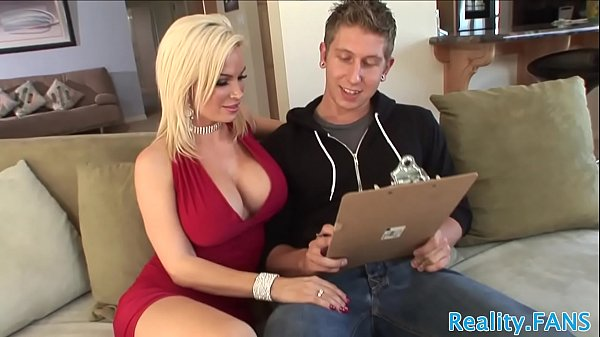 Bigtits milf swallows a load of warm jizz