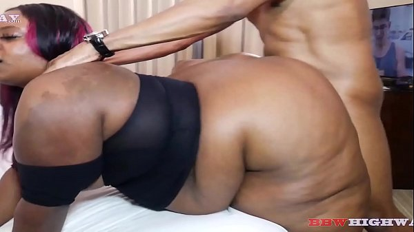 fat black girl with huge ass getting fuck by big dick boyfriend Thumb