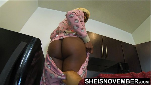 Daddies Girl Msnovember Butt Flap Opened By Horny Step Dad While Mom Is Gone, Wearing Hello Kitty Pajamas Daddy Plays With Young Ebony Step Daughter Pussy & Ass Before The Wife Gets Home On Sheisnovember Thumb