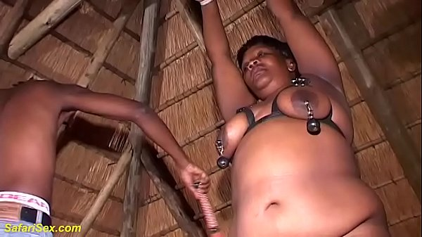 fat african moms first b. fetish lesson Thumb