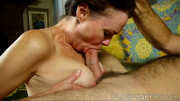 Super sexy slim old spunker is such a hot fuck ...