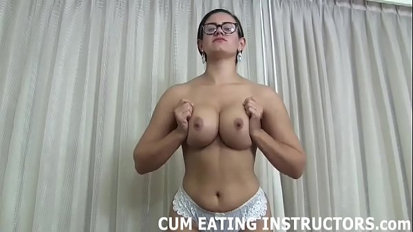Jerk your cock and then swallow your cum CEI Thumb