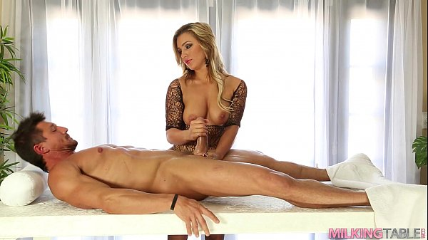 Cock Milking techniques by Cameron Dee