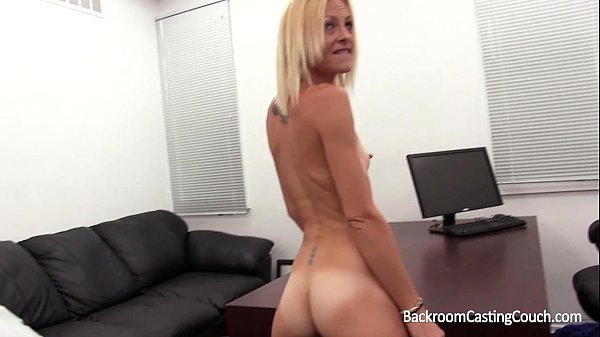 Skinny blonde assfucked and loving it Thumb