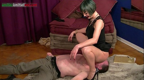 The Professionist Second Part FULL- Trample and Facesitting Thumb