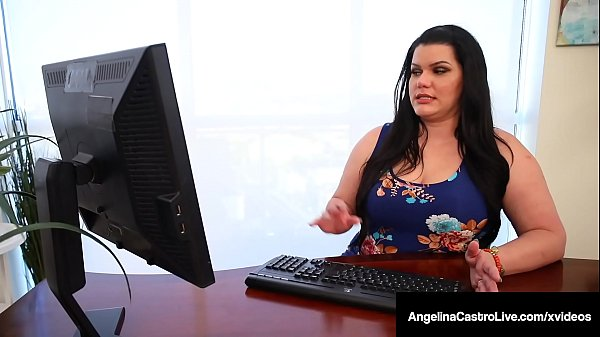Dr. Angelina Castro Cures Big Maggie Green With...