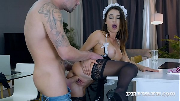Private.com -Lustful Lana Roy Gets Anal Pounded...