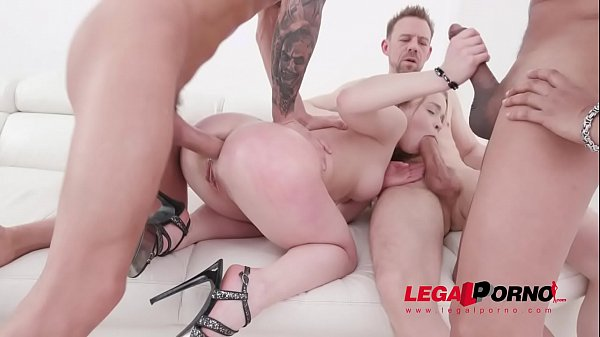 Alexa Flexy gets more anal training with huge c...