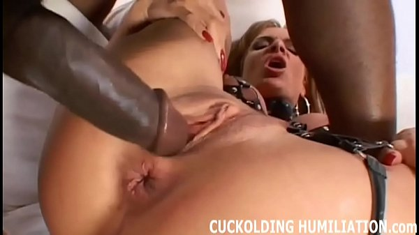 Watch me take every inch of his big black cock Thumb