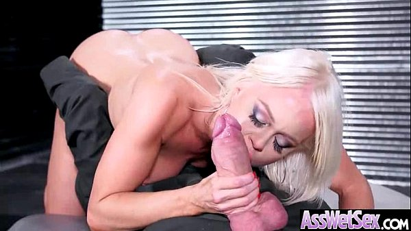 Big Ass Wet Oiled Girl (Nikki Delano) Get Nailed Deep In Her Behind clip-26