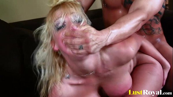 Lovely Nicki Hunter will do everything for juices Thumb