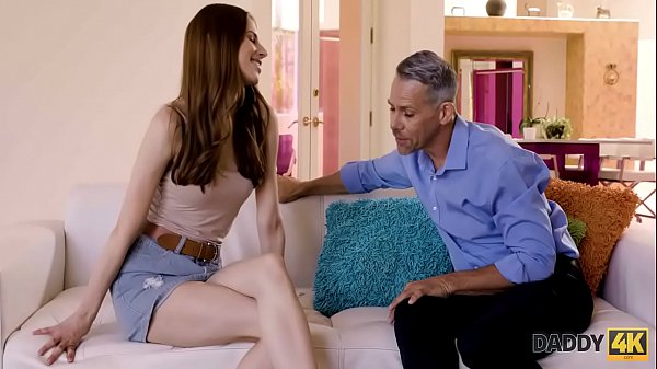 DADDY4K. Upset lassie decided to make love to t...