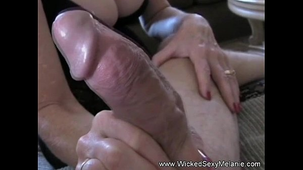 Mommy Worships Her Son's Cock Thumb