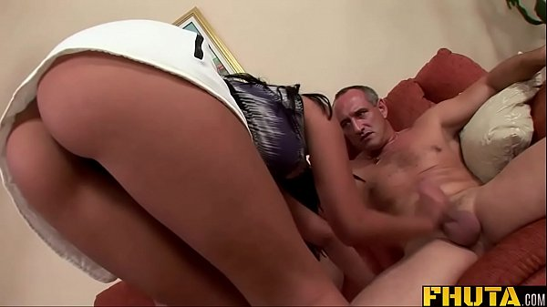 Fhuta – Taking care of two cocks