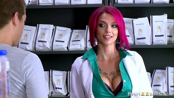 Brazzers - Hot inked Doctor Anna Bell loves big...
