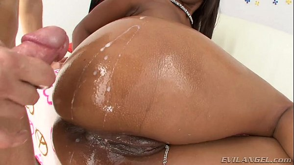 mike adriano Black Anal Beauties #03 on EvilAng...