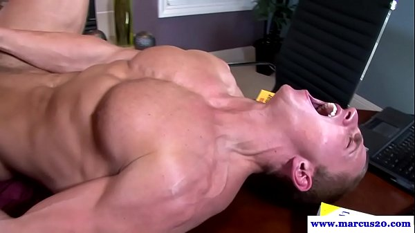 Hunks with thick cock ass fucks dude