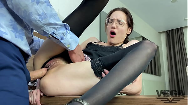 DIRECTOR FUCKED WICKED TEACHER AND CUM ON GLASSES