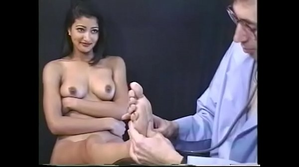 Hot Indian whore loves to get pussy eating on the chair