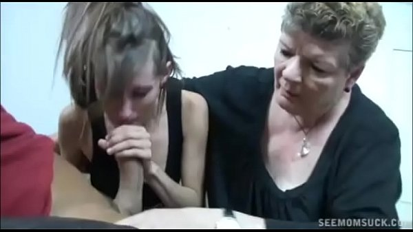 100% REAL Step Mom and Teen