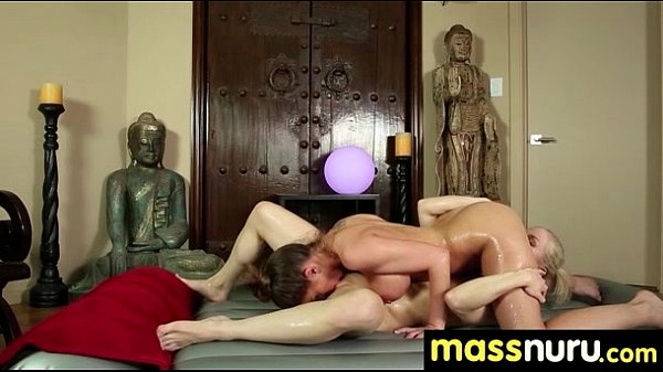 Most erotic massage experience 16