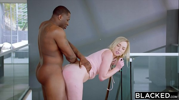 BLACKED Side Chick Gets Punished With BBC