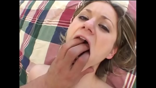 Nasty bimbo with fair hair and big perky tits Alex from The Sagebrush State got her face whitewashed after he had been well fucked Thumb