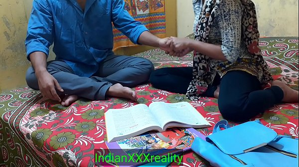 Indian ever best student Kavita sex and fuck with her Masterji In clear Hindi voice Thumb