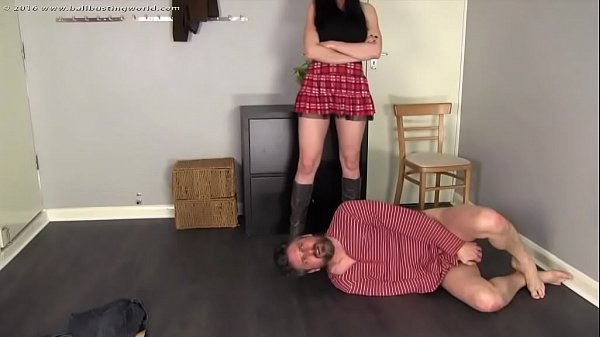 Don't Mess With The Domme With Boots
