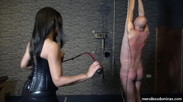 Loud Slave Part 1 - Merciless Mistress Mera won't Let You get Bored, Slave Thumb