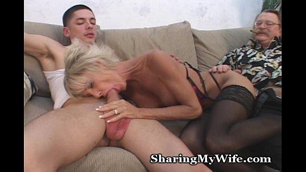 Wife Creampied Young Guy