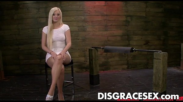 Jenna Ivory is Tormented on the Sybian and Fuck...