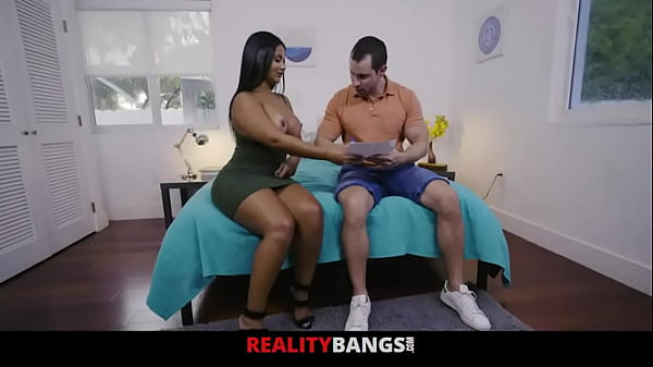 Busty Real Estate Agent Rose Monroe Will Make You An Offer You Can't Resist