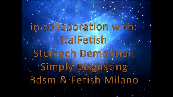 Four Shades of Trampling (Fetish Obsession & Stomach Demolition)