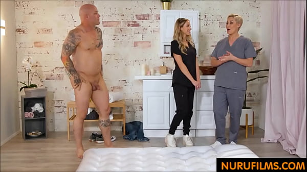 massage girl learns to fuck clients