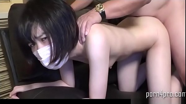 JAV japanese girl gets fucked at home - watch part 2 at porn4pro.com