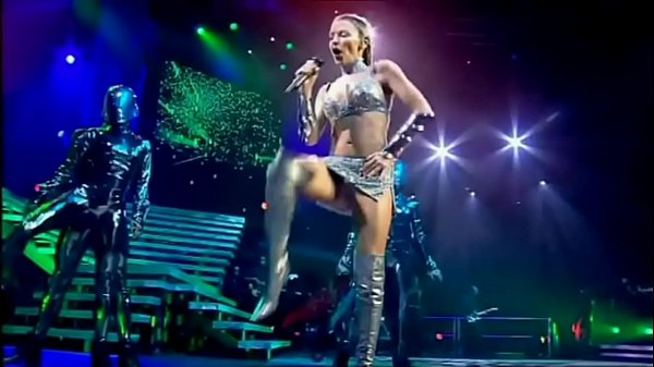 Kylie Minogue Pussy At First Sight - Fever 2002