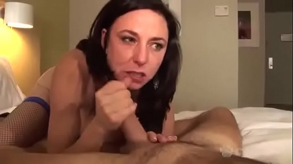 Karen Kougar Poked In Her Asshole Wearing Only Stockings
