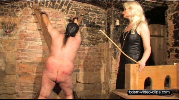 caning a slave - 100 lashes