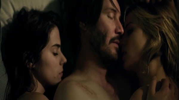 Sex Scene from Knock Knock 2015 (No Music)