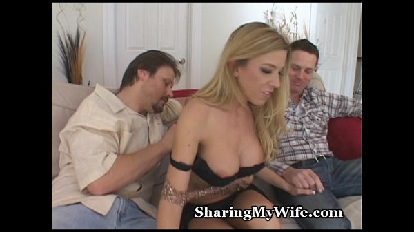 Swinger Babe Offered By Hubby