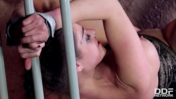 Master Dominates Cathy Heaven & Fucks Her Ass While Penetrating Her Pink Thumb